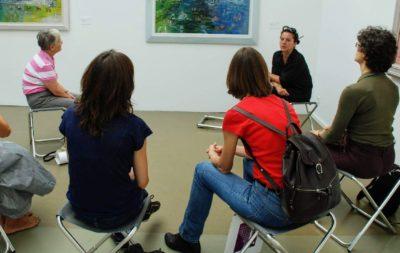 Visites au coeur de l'art